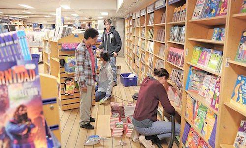 librerias solidarias Uruguay