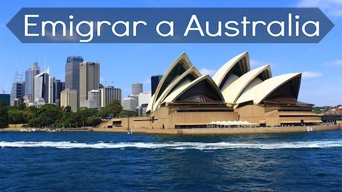 emigrar Australia